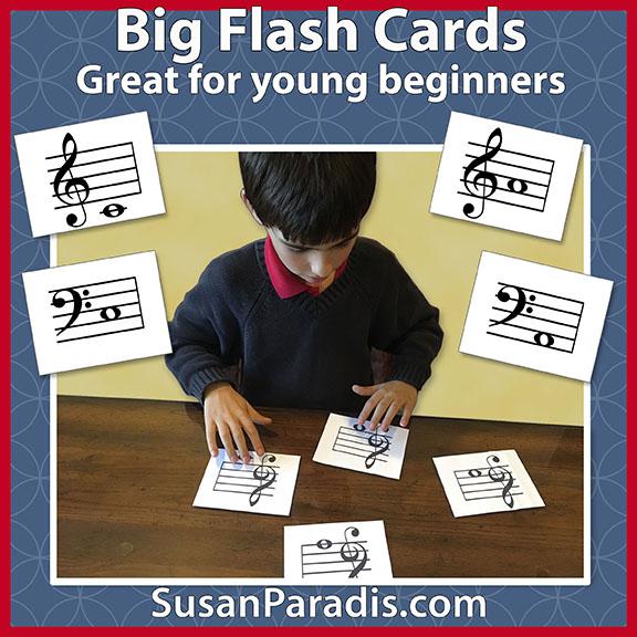 Big Flash Cards