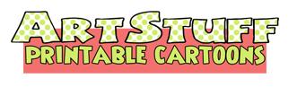 ArtStuffPrintables Logo