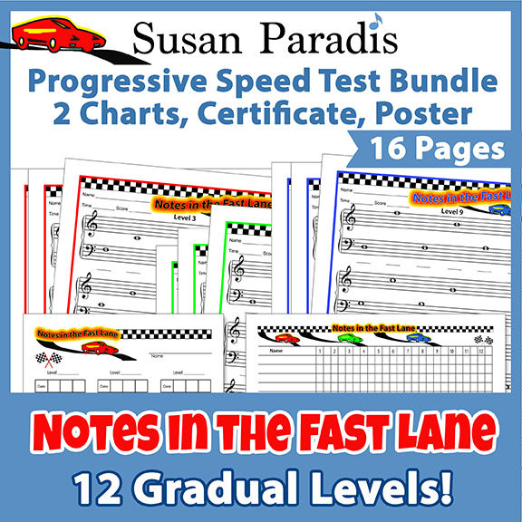 Notes In the Fast Lane