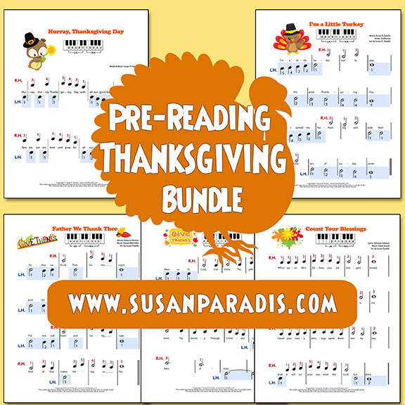 Introductory Sale on Thanksgiving Bundle!